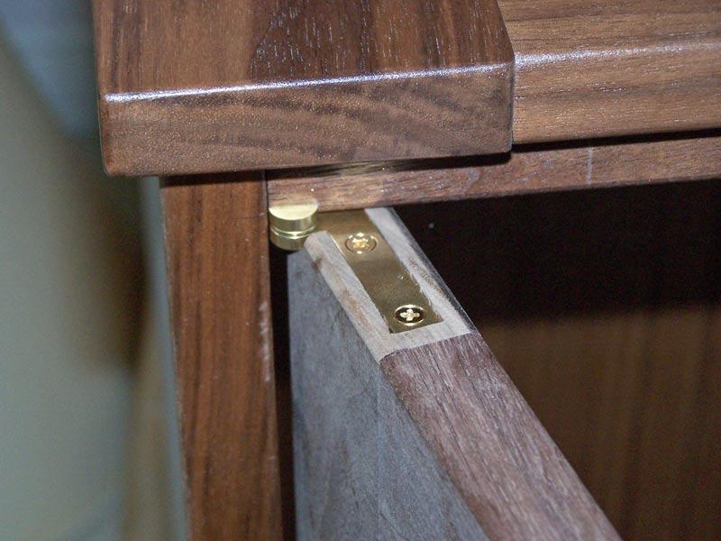 Cabinet Door Knife Hinges - thesecretconsul.com
