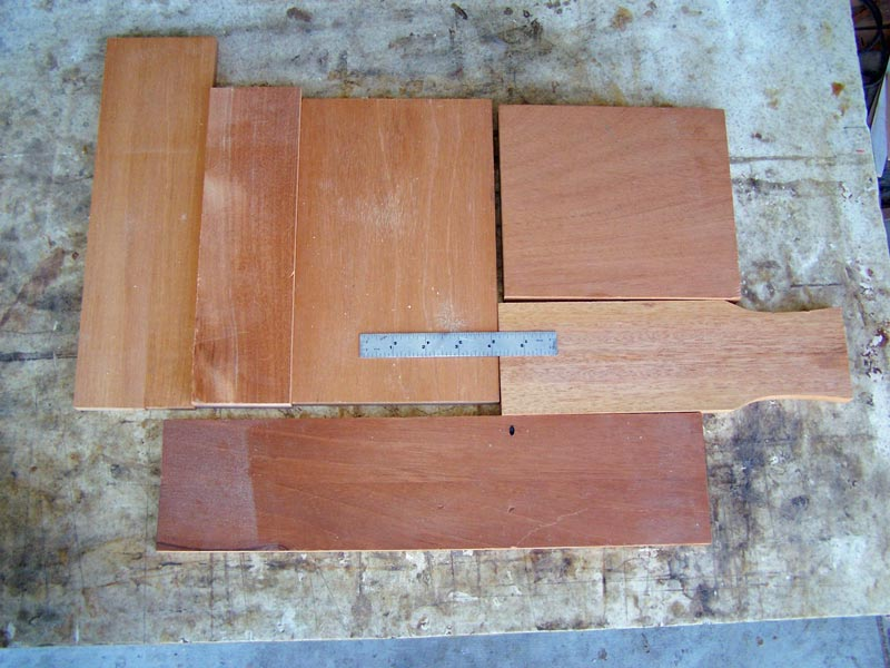 Wood for making a carving blank