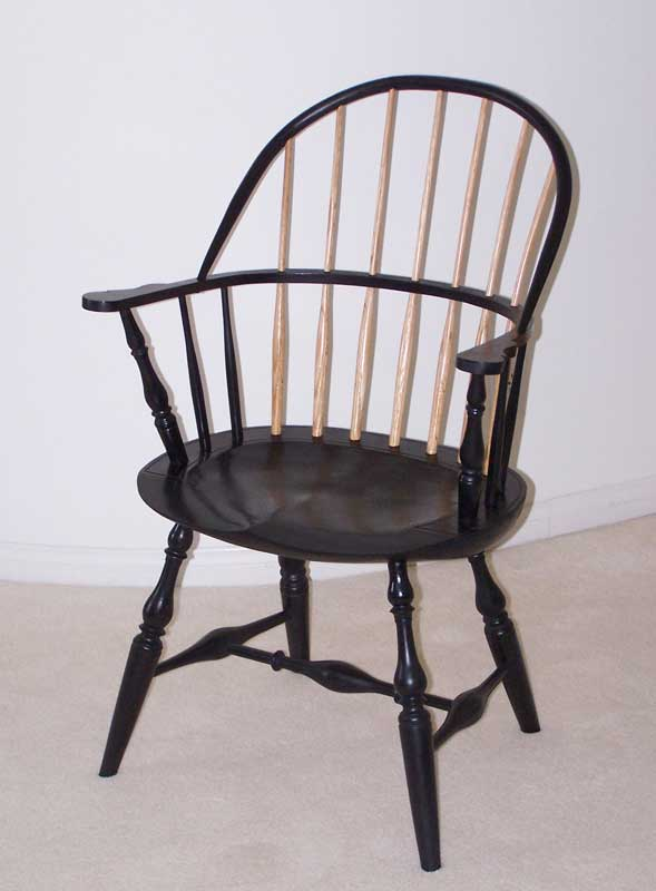 Untitled Antique Windsor Chair