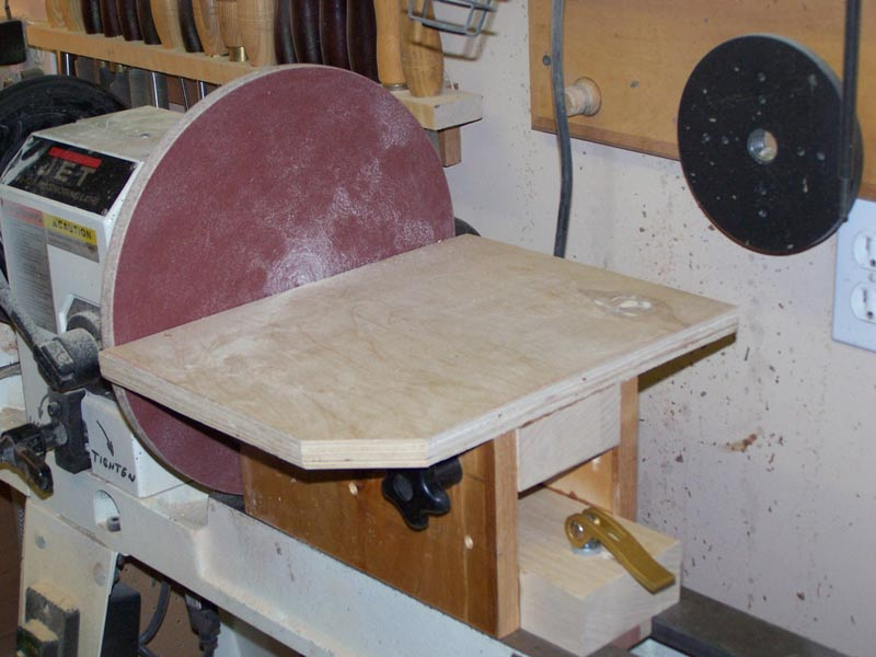 sander woodworking